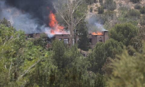 Λος Άντζελες: Πυροσβέστης σκότωσε συνάδελφο, έβαλε φωτιά στο σπίτι του και αυτοκτόνησε