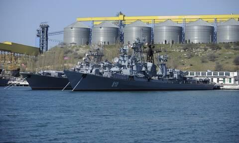 Ρωσία: Θα παρακολουθούμε τις ναυτικές ασκήσεις ΗΠΑ- Ουκρανίας και, αν χρειαστεί, θα αντιδράσουμε