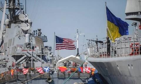 Греция и Украина примут участие в учениях Sea Breeze в Черном море