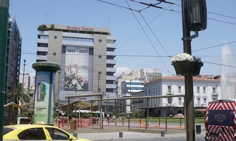 Ο Δήμος Αθηναίων & O Όμιλος Πολίτη «πρασινίζουν» την Ομόνοια (video)