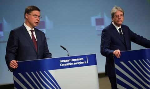 Ντομπρόβσκις: Η Ελλάδα εκπληρώνει τις δεσμεύσεις