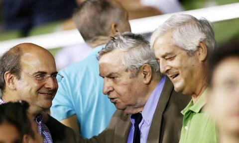 Χατζηδάκης: Το Γουέμπλεϊ λόγος υπερηφάνειας για τον Παναθηναϊκό και το ελληνικό ποδόσφαιρο