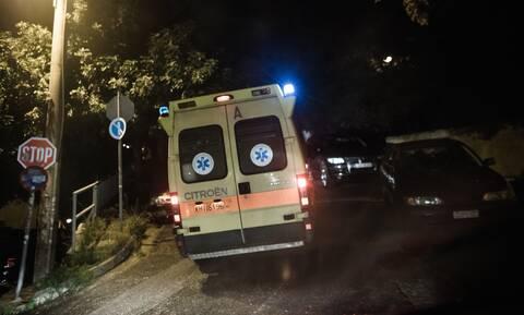 Θεσσαλονίκη: ΙΧ συγκρούστηκε με μοτοσικλέτα στην Περαία – Ένας τραυματίας