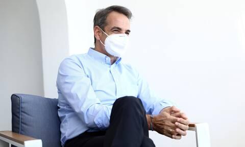 Κυριάκος Μητσοτάκης: Έρχονται «πράσινες» επενδύσεις - ενδιαφέρον από ξένες εταιρείες