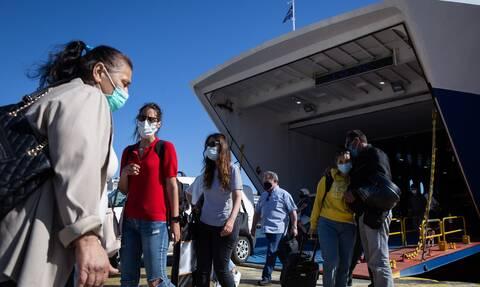 Ταξίδι με πλοίο: Με ψηφιακή δήλωση υγείας από σήμερα η επιβίβαση