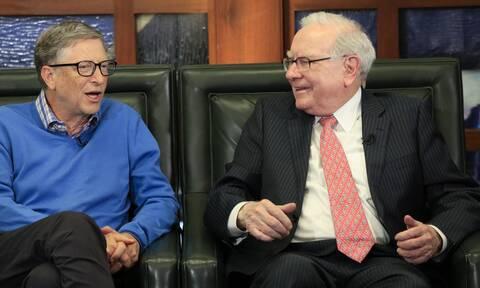 ΗΠΑ: Πυρηνικό αντιδραστήρα κατασκευάζουν ο Μπιλ Γκέιτς και ο Γουόρεν Μπάφετ