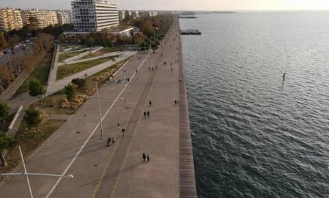 Θεσσαλονίκη: Λίγο πριν το «πράσινο» επίπεδο το ιικό φορτίο στα λύματα
