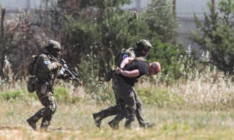ORION-21: Εντυπωσιακές εικόνες από την άσκηση ειδικών δυνάμεων Ελλάδας- ΗΠΑ- Ισραήλ- Κύπρου-Σερβίας