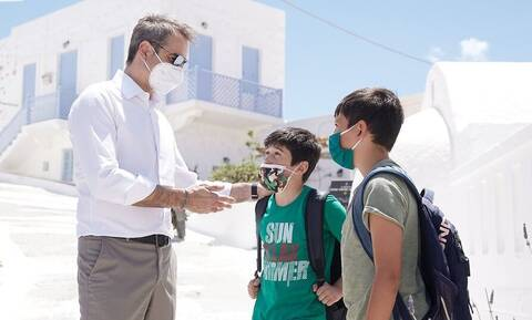 Η Ελλάδα πρωταγωνιστής, όχι ουραγός των εξελίξεων