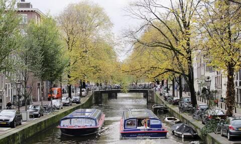 Ολλανδία: Επιχείρηση Roboat - Αυτόνομα ρομποτικά σκάφη «θα βολτάρουν» στα κανάλια του Άμστερνταμ
