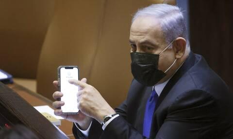 Ισραήλ- Ο Νετανιάχου αντεπιτίθεται: «Επικίνδυνη» η κυβέρνηση Λαπίντ- Μπένετ