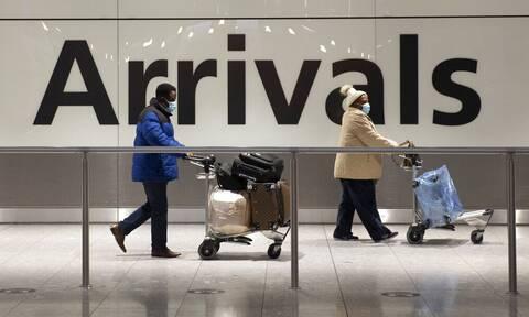 Βρετανία: Καμία προσθήκη στην «πράσινη» ταξιδιωτική λίστα - Στο «πορτοκαλί» και η Πορτογαλία