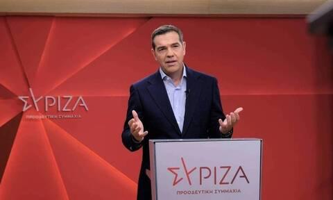 Δείτε LIVE την παρουσίαση του ΣΥΡΙΖΑ για το περιβαλλοντικό πρόγραμμα