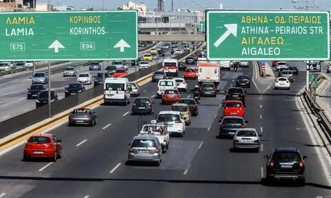 Κίνηση ΤΩΡΑ: Ποιους δρόμους να αποφύγετε για μποτιλιάρισμα – Δείτε χάρτη