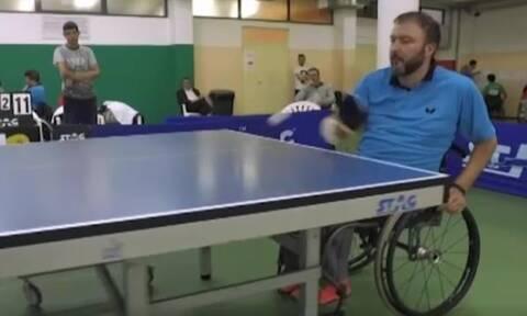 Θρήνος: Έσβησε από κορονοϊό ο πρωταθλητής ΑΜΕΑ Νίκος Καπλάνης - Ήταν μόλις 48 ετών (pics)