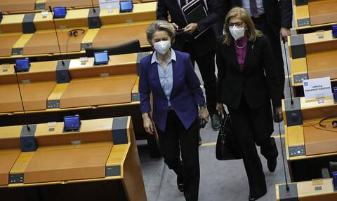Κορονοιός: H «εμπορική απάντηση» της Ε.Ε στην πανδημία - Η πρόταση των «27» στον Π.Ο.Ε