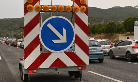 Κυκλοφοριακές ρυθμίσεις στην Αττική: Με υπομονή πρέπει να οπλιστούν οι οδηγοί τις επόμενες μέρες