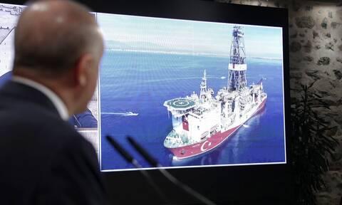 Ερντογάν: Ανακαλύψαμε νέο κοίτασμα φυσικού αερίου στη Μαύρη Θάλασσα