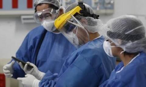 Ιταλία – Κορονοϊός: Έκλεισαν οι θάλαμοι Covid  του νοσοκομείου του Kοντόνιο