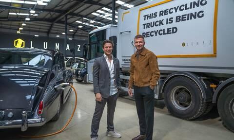 Ο David Beckham επενδύει στην μετατροπή κλασικών αυτοκινήτων σε ηλεκτρικά
