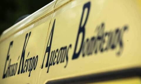 Τραγωδία στα Γιάννενα - Νεκρός 30χρονος οδηγός μηχανής σε φρικτό τροχαίο