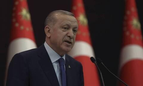 Ψευτομαγκιές Ερντογάν: Ετοιμάζεται να βγάλει το Γιαβούζ στη Μεσόγειο