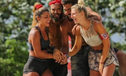 Survivor αποκάλυψη: Τριαντάφυλλος και Σάκης γνωρίζονταν πριν το παιχνίδι
