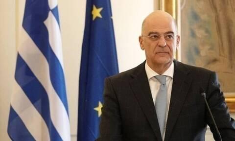FM Dendias: We have diametrically opposed views with Turkey