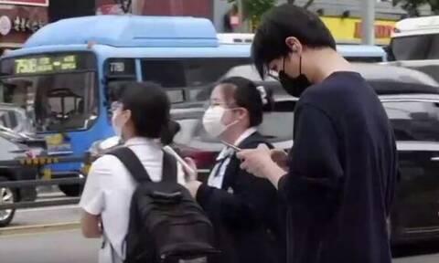 Πρωτοποριακή εφεύρεση Νοτιοκορεάτη - Έφιαξε το «Τρίτο Μάτι»