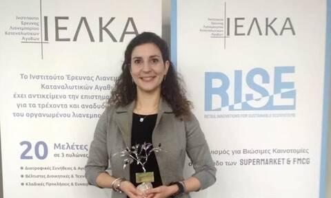 Ευαγγελία Σωτηροπούλου: Η επιστήμονας που έφτιαξε σαπούνι από κουκούτσι σταφυλιού στο Newsbomb.gr
