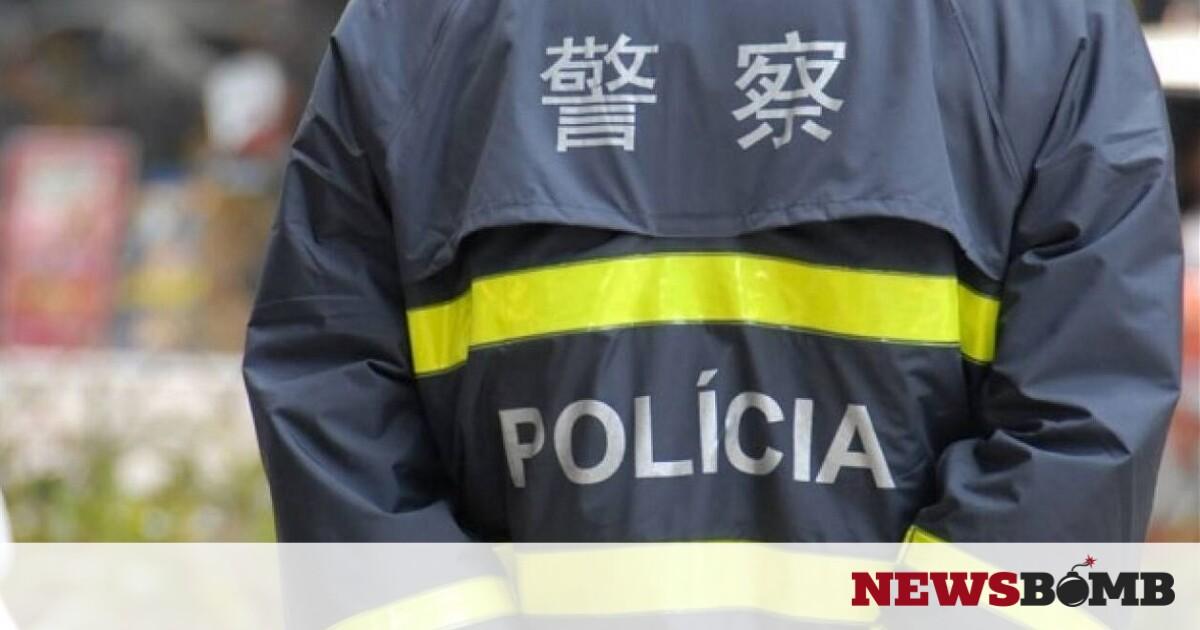 facebookchina police
