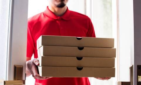 Απίστευτο: Παρήγγειλαν πίτσα και αυτό που τους έφεραν... δεν περιγράφεται - Σκέτη αηδία (photos)