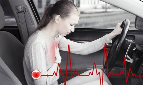 Πρόβλημα στην καρδιά: Ποτέ μην αγνοείτε αυτά τα 11 συμπτώματα (εικόνες)