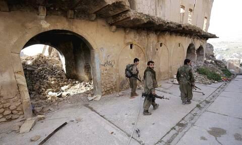 Την εξόντωση Κούρδου ηγέτη από βομβαρδισμούς ανακοίνωσε ο Ρετζέπ Ταγίπ Ερντογάν