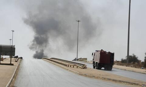 Λιβύη: Επίθεση του Ισλαμικού Κράτους με νεκρούς και τραυματίες στη Σάμπχα
