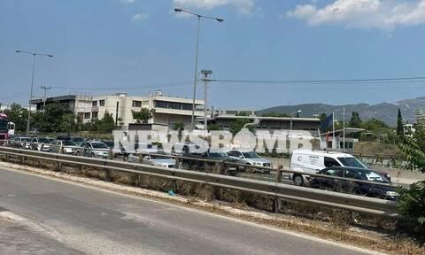 Κίνηση τώρα: Σε ποιους δρόμους της Αθήνας σημειώνονται προβλήματα