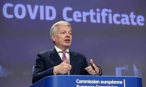 Ρέιντερς: Το Ευρωπαϊκό Πιστοποιητικό Covid θα χρησιμοποιείται σε όλη την Ευρώπη από την 1η Ιουλίου