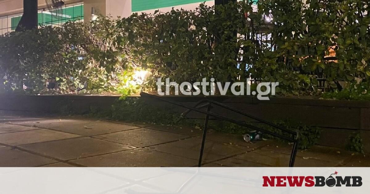 Συναγερμός στη Θεσσαλονίκη: Τριάντα ροπαλοφόροι επιτέθηκαν σε παρέα που καθόταν σε καφετέρια – Newsbomb – Ειδησεις