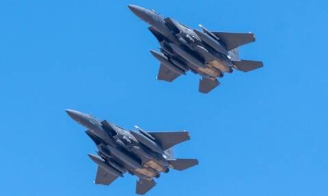 Πολεμική Αεροπορία: Η «οργή του Ποσειδώνα»! Εικονικός βομβαρδισμός στο Αιγαίο – Απάντηση σε Ερντογάν