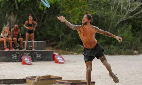 Survivor: Έχασε την «πρωτιά» ο Ηλίας Μπόγδανος