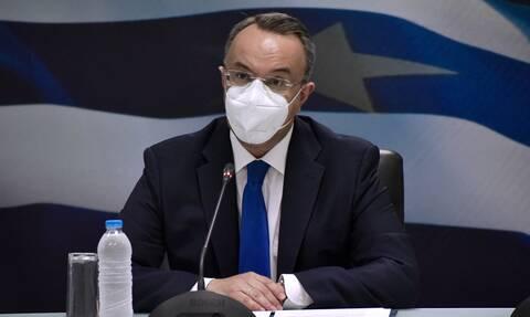 Σταϊκούρας: Ο ΕΝΦΙΑ του 2022 θα μπορούσε να πληρωθεί και σε 12 δόσεις