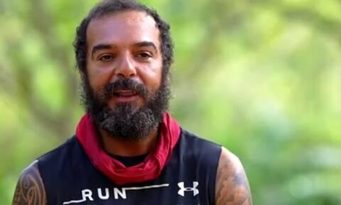 Survivor: Η απάντηση του Τριαντάφυλλου για το αν δωροδόκησε συμπαίκτες του (video)