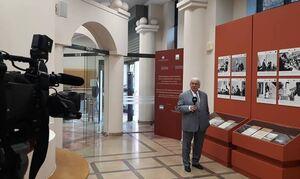В парламенте Греции открылась выставка фотографий ТАСС