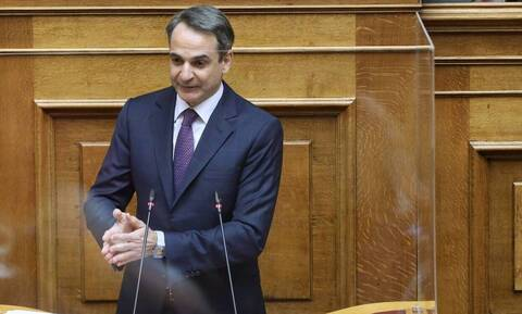PM Mitsotakis: Greece now gradually entering a time of recovery
