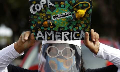 Βραζιλία: Στον «αέρα» το Copa America - Την Πέμπτη οι οριστικές αποφάσεις