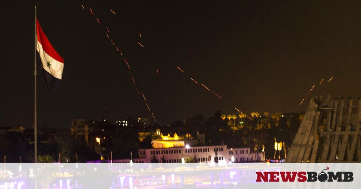 facebooksyria air strike