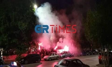 Θεσσαλονίκη: Οργή των αστυνομικών για τα κορονο-πάρτι - «Έχουμε καταντήσει σεκιούριτι του ΑΠΘ»