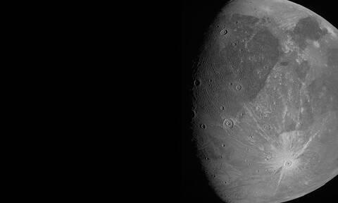 NASA: Αυτές είναι οι πρώτες κοντινές φωτογραφίες από τον μεγαλύτερο δορυφόρο του Δία