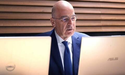 Δένδιας: Στρατηγική η σχέση Ελλάδας - Ηνωμένων Αραβικών Εμιράτων