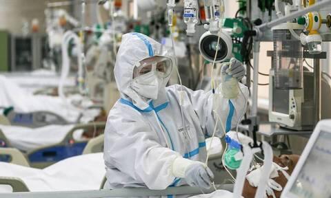 В России за сутки выявили 10 407 случаев заражения коронавирусом. Это максимум с 7 марта